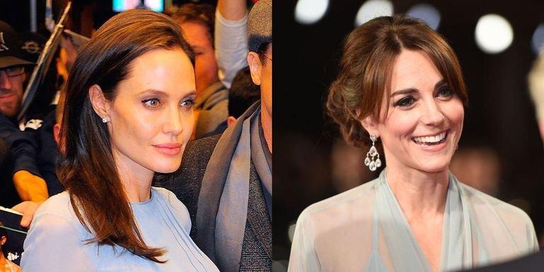 landscape 1446643575 kmidd angie.jpg?resize=1200,630 - Para Kate Middleton, Angelina Jolie deveria voltar com Brad Pitt