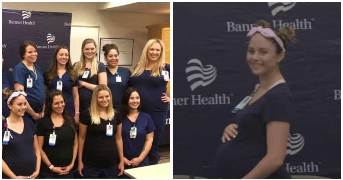 layout 2018 8 23 1 1.jpg?resize=300,169 - '한 병원'에서 비슷한 시기에 전원 '임신'을 하게 된 간호사 16명