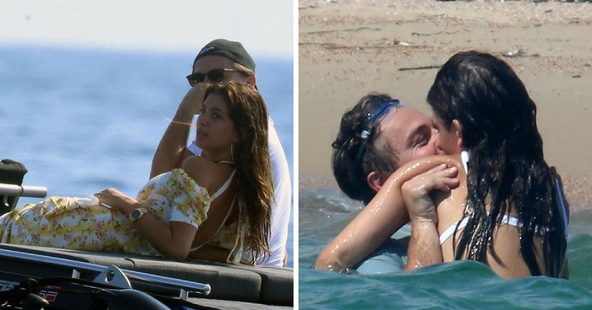 leonardo7.png?resize=636,358 - Leonardo DiCarpio Shares Passionate Kiss With 21-Year-Old Girlfriend Camila Morrone During Trip Around Europe