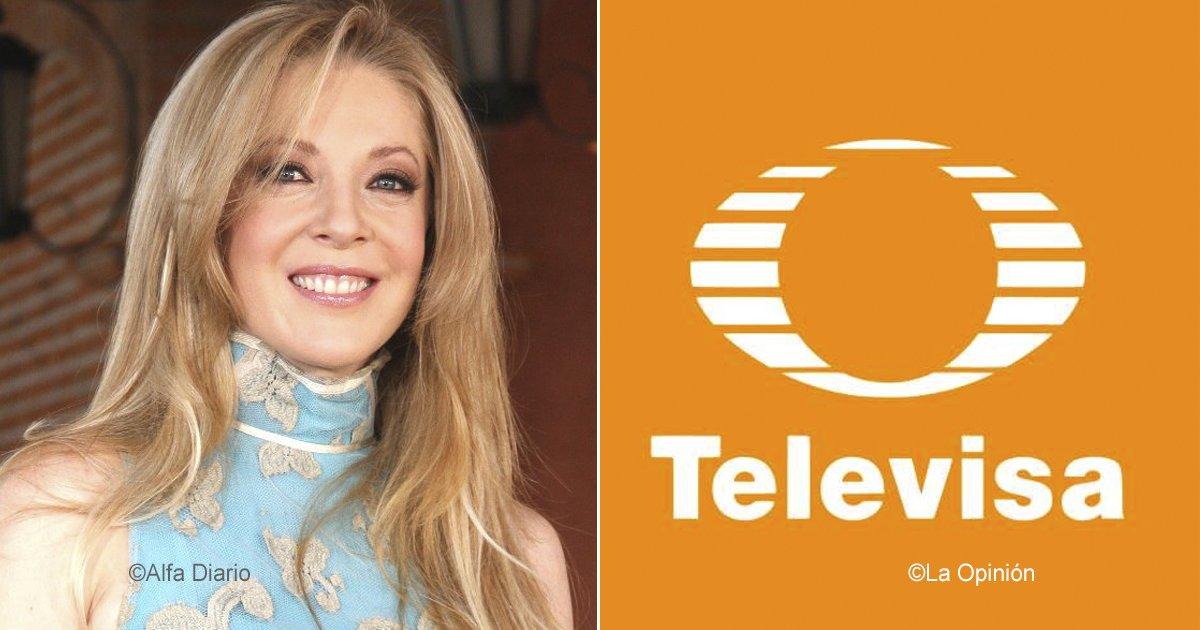 macro 8.jpg?resize=1200,630 - Edith González confesó que la despidieron de Televisa cuando quedó embarazada