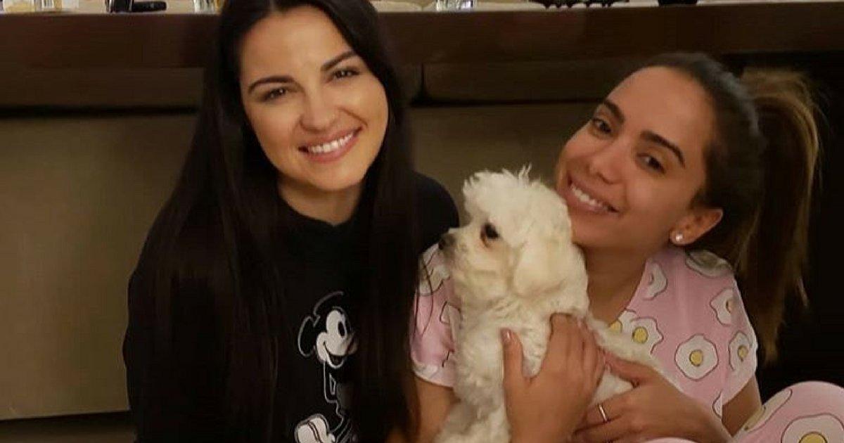 maite 1.png?resize=648,365 - Anitta faz festa do pijama com ex-RBD Maitê Perroni