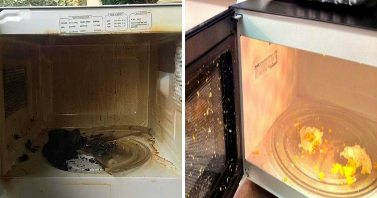 microwave 1 1.jpg - 10 Things You Should Never Put in a Microwave