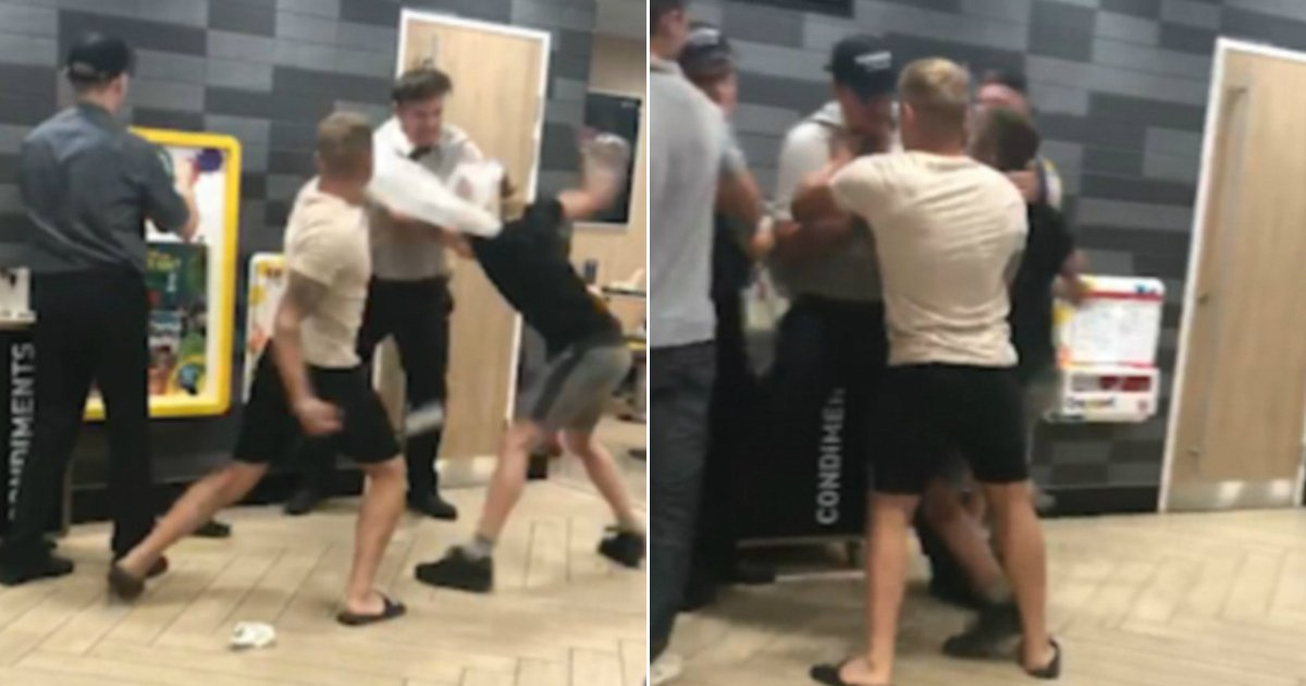 mom apologizes.jpg?resize=636,358 - Mother Of Two Teenage Boys, Who Attacked McDonald's Employees, Says She Will Deal With The Issue And Apologizes For The Incident