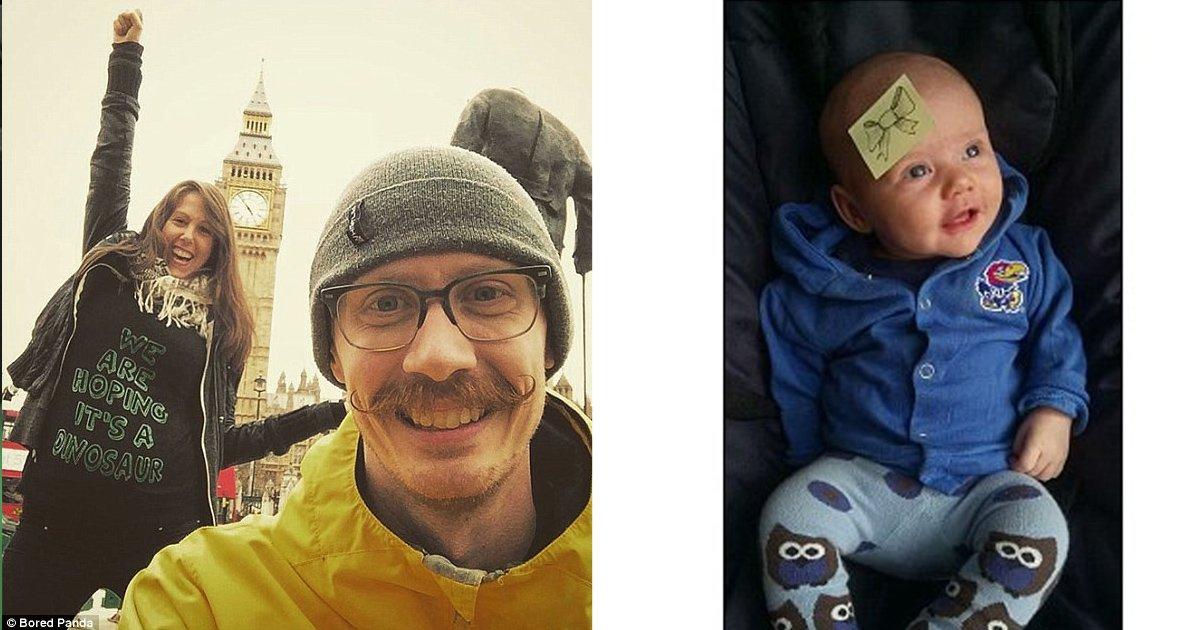nha.jpg?resize=300,169 - Le personnel d'une garderie a demandé à ces parents d'habiller leur bébé «davantage comme une fille». Voici leur réponse.