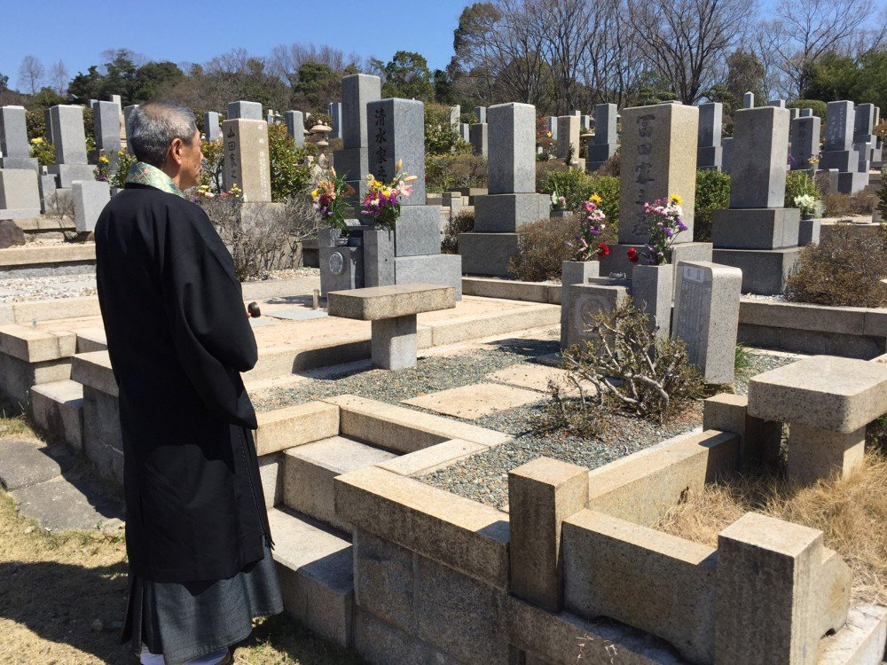 「墓じまい」の画像検索結果