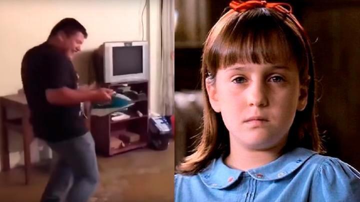 noticia youtube viral 0.jpg?resize=300,169 - O novo desafio da Internet é fazer objetos de mexerem sozinhos em vídeo: conheça o Matilda Challenge