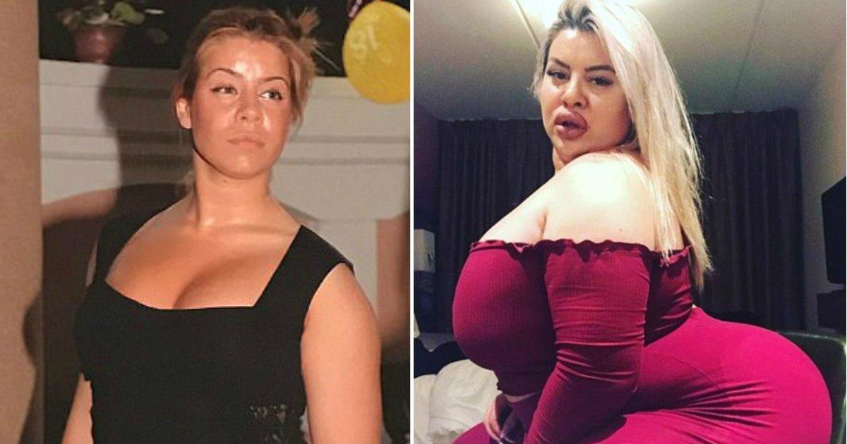 nutella.jpg?resize=300,169 - Une mannequin suédoise déterminée à avoir les plus grosses fesses du monde mange SIX kilos de Nutella par mois.