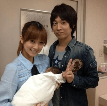 Image result for 小倉優子 菊池勲さん