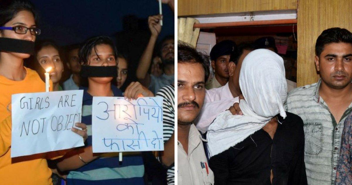 penalty.png?resize=300,169 - Deux hommes qui ont torturé et violé une fillette de huit ans condamnés à la pendaison en Inde.