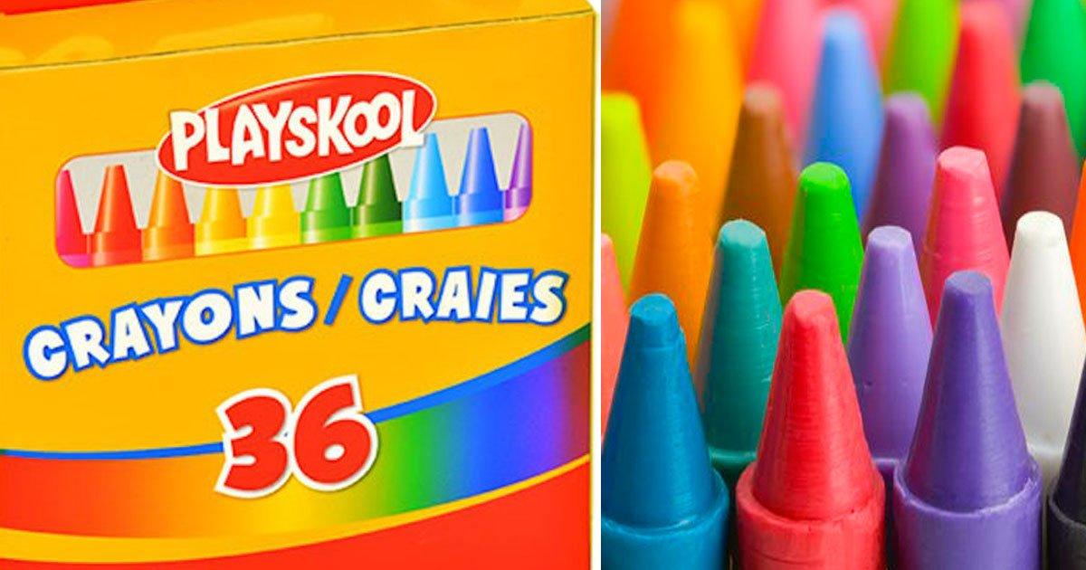 playskool crayons.jpg?resize=1200,630 - Tests Find Asbestos In Playskool Crayons That Has Been Linked To Mesothelioma, Experts Urge Parents To Stop Using The Brand