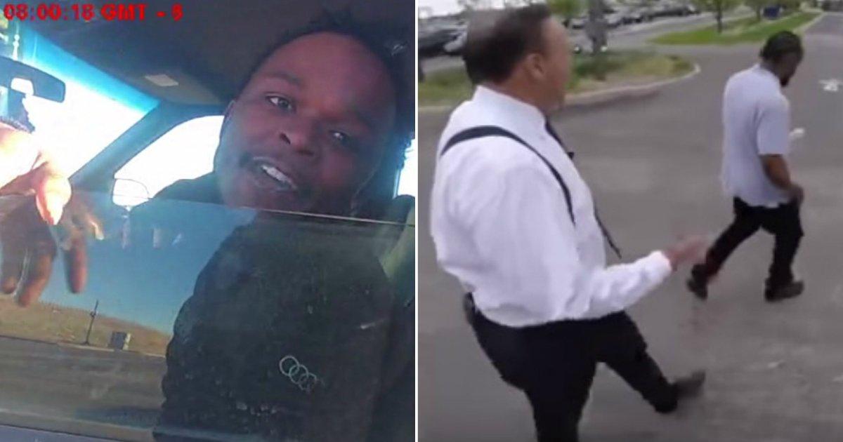 power abuse.jpg?resize=1200,630 - Deux policiers ont été suspendus après la fuite vidéo montrant le fils du maire de Denver les menacer