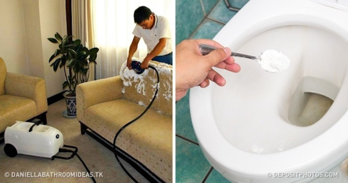 preview 3797010 600x316 96 1533642379.jpg?resize=412,232 - 20 Cleaning Hacks That Can Save You a Ton of Money and Time