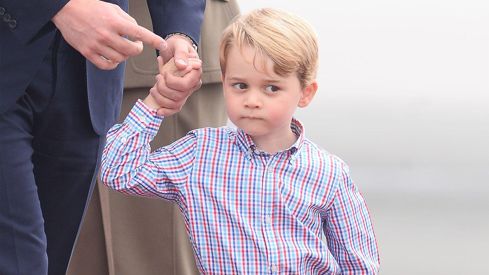 prince george.jpg?resize=648,365 - 5 regras reais que o príncipe George precisa seguir