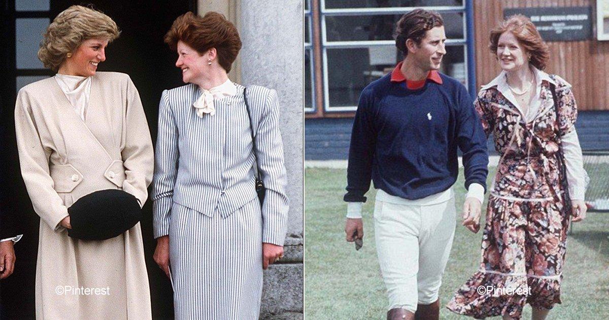 sarahspencer.jpg?resize=1200,630 - Detalhes do romance tempestuoso entre príncipe Charles e Sarah Spencer, irmã de Lady Di