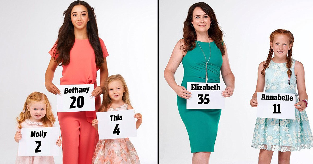 sisters with huge age gap.jpg?resize=412,232 - Women Revealed How Funny And Confusing It Is To Have A Younger Sibling