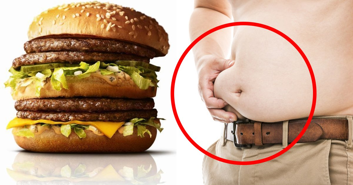 stomach.jpg?resize=1200,630 - ファーストフードの健康被害!長期にわたって免疫系に悪影響を及ぼすらしい…