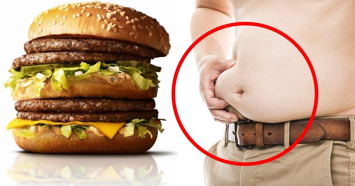 stomach.jpg?resize=300,169 - ファーストフードの健康被害!長期にわたって免疫系に悪影響を及ぼすらしい…