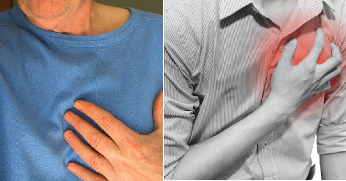 sudden cardiac.jpg?resize=1200,630 - Douleur dans la poitrine ? Essoufflement ? Voici des signes avant-coureurs d'un arrêt cardiaque soudain que vous ne devriez jamais ignorer