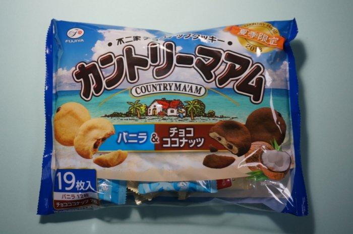 19枚カントリーマアム(バニラ&チョコココナッツ에 대한 이미지 검색결과