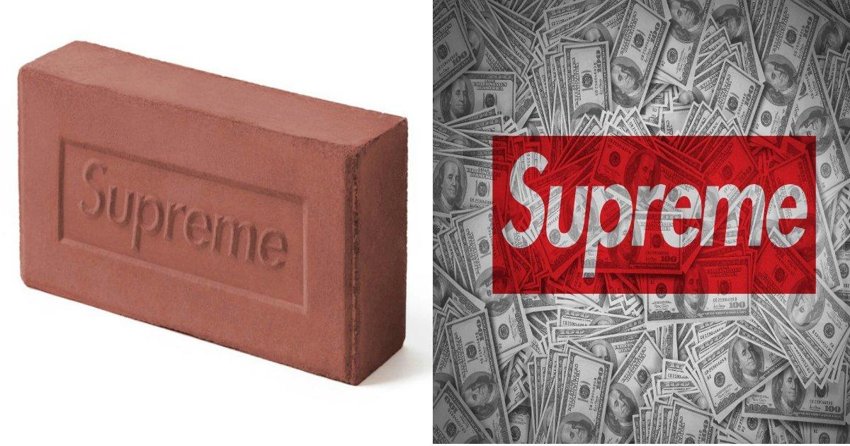 supreme.png?resize=636,358 - 煉瓦にロゴを刻印するだけでもバカ売れする「Supreme」