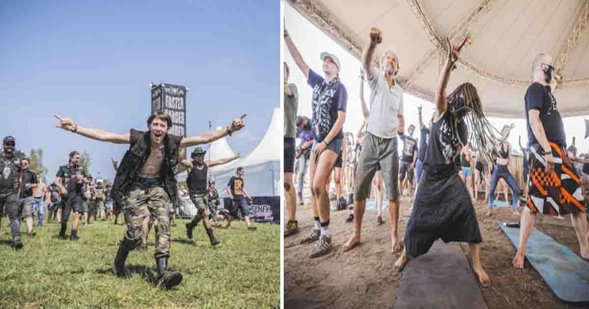 taha.jpg?resize=1200,630 - Two Elderly Men Sneaked Out Of Care Home To Attend The World's Biggest Heavy-Metal Festival