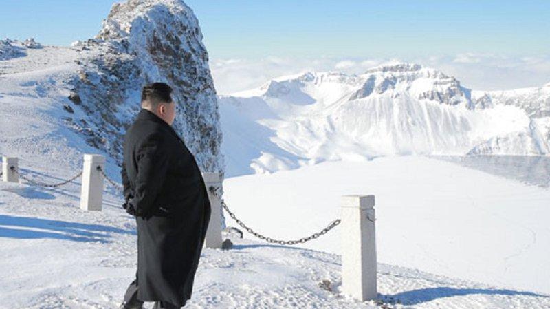 Image result for 白頭山