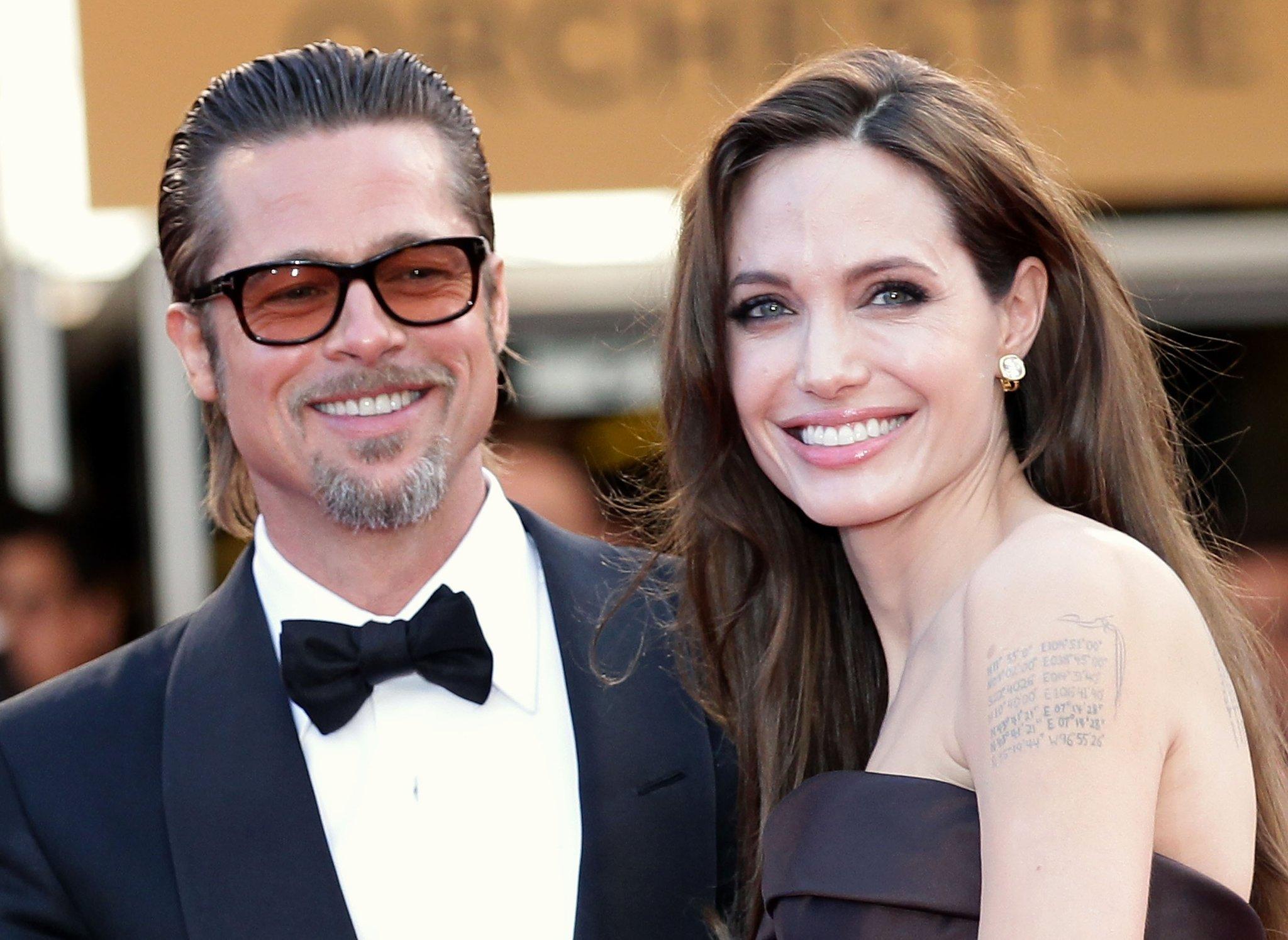 """tmp jz2gln 17463547eeddf683 gettyimages 114214494.jpg?resize=1200,630 - Divórcio de Angelina Jolie e Brad Pitt está """"entrando em uma nova fase"""" enquanto custódia dos filhos é discutida"""