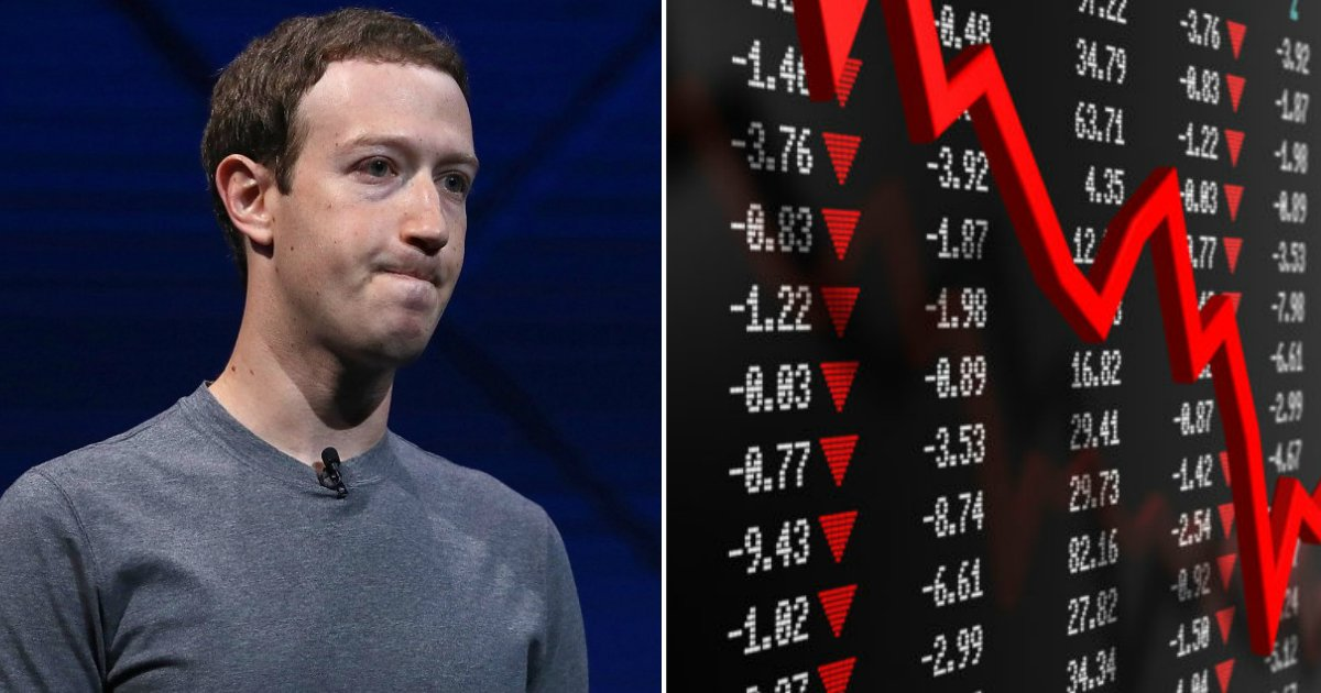 tough drop.jpg?resize=636,358 - Mark Lost $18.8 Billion In Only Two Hours, Dropped From Fourth To Eight Spot In Forbes' World Billionaires List