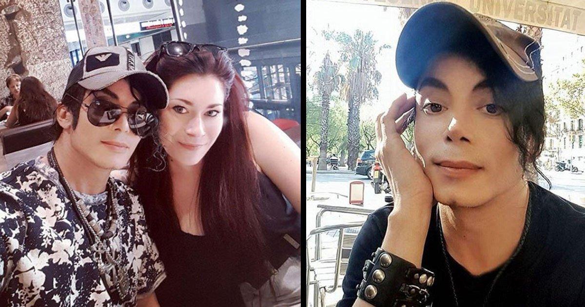 twitter girl boyfriend micheal jackson dopplegenger 6.jpg?resize=412,275 - Girl Shared A Photo Of Her Boyfriend Who Looks Like Michael Jackson, And The Resemblance Is Uncanny!