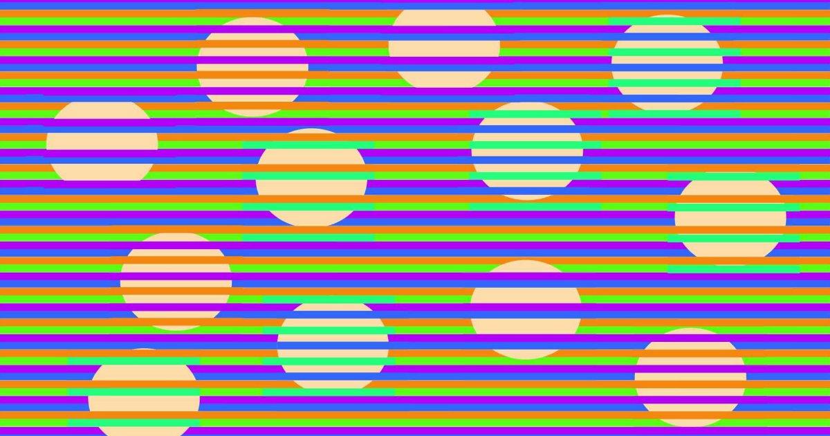 unnamed file 6.jpg?resize=1200,630 - 【錯覚に騙されるな!】あなたには『〇』が何色に見える⁉