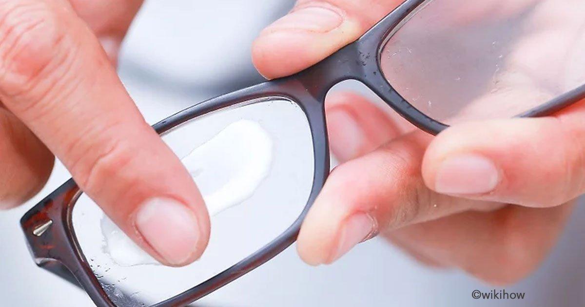untitled 1 1.jpg?resize=412,232 - Si tus lentes se rayaron puedes dejarlos como nuevos con estos 6 ingredientes