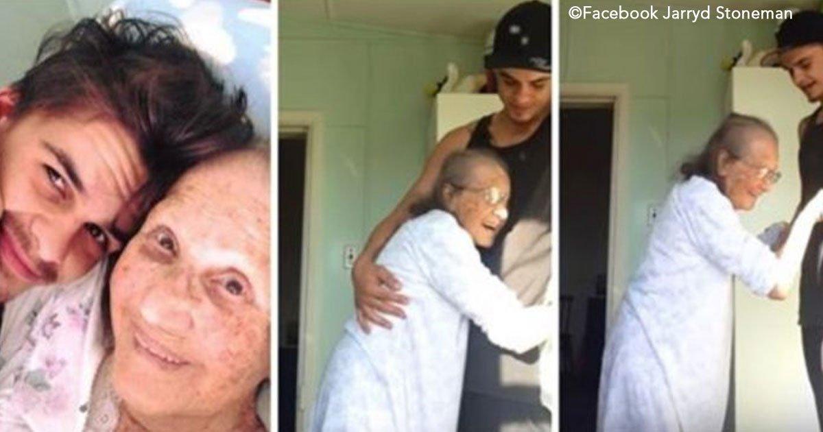 untitled 1 135.jpg?resize=300,169 - Este joven bailó con su abuelita que padece alzheimer, el vídeo ha hecho llorar a millones