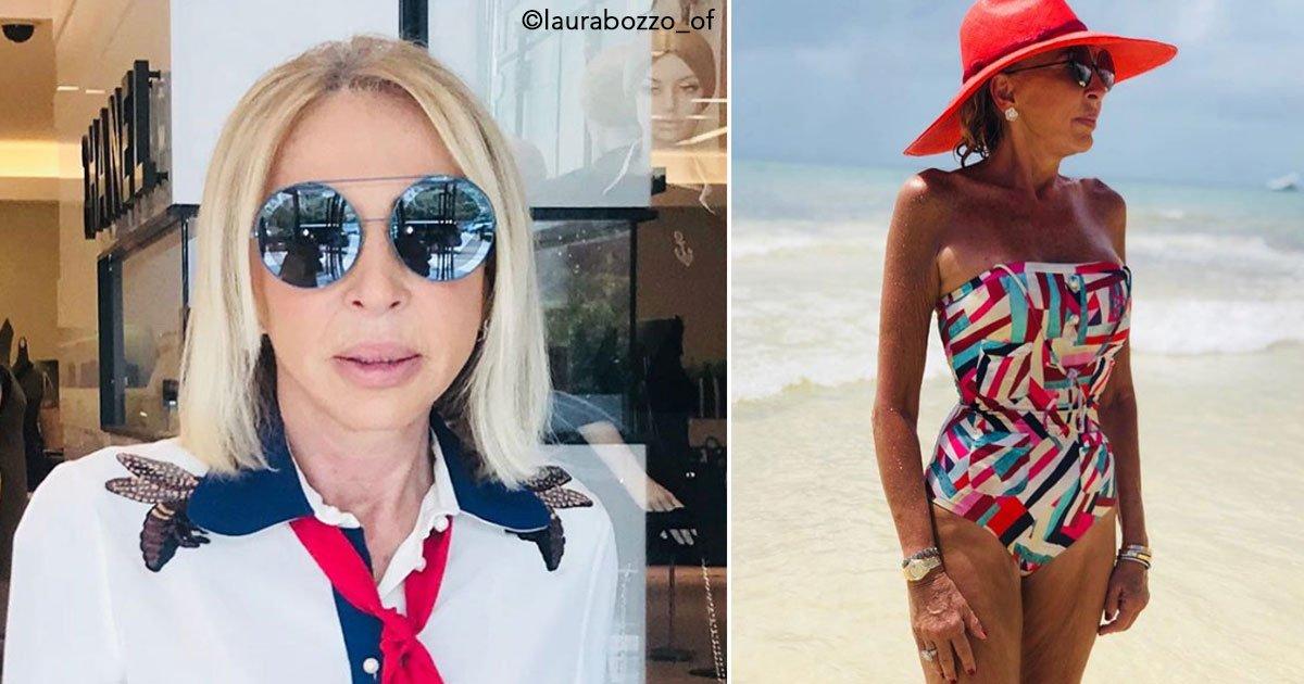 untitled 1 138.jpg?resize=300,169 - Laura Bozzo causó furor entre sus seguidores al compartir en sus redes una fotografía donde luce un bikini a sus 21 años