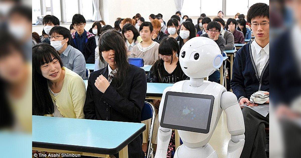untitled 1 139.jpg?resize=300,169 - Robots enseñarán inglés en Japón, 500 escuelas tendrán este tipo de educadores