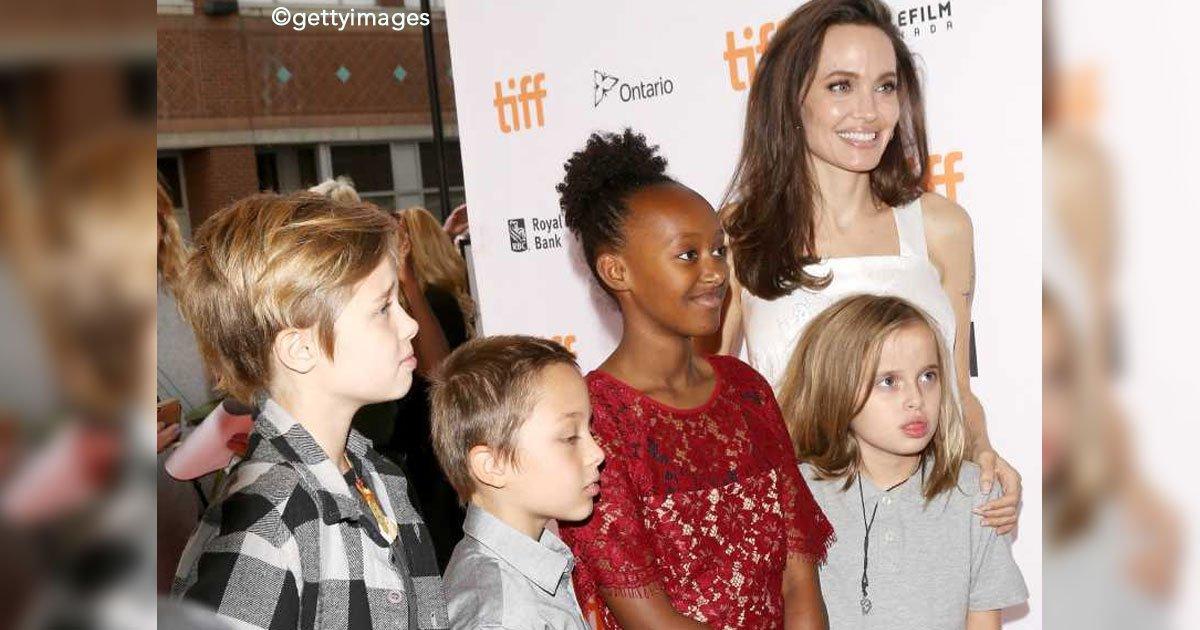untitled 1 147.jpg?resize=636,358 - O estilo de vida de Angelina e Brad requer milhares de dólares, especialmente as despesas dos filhos