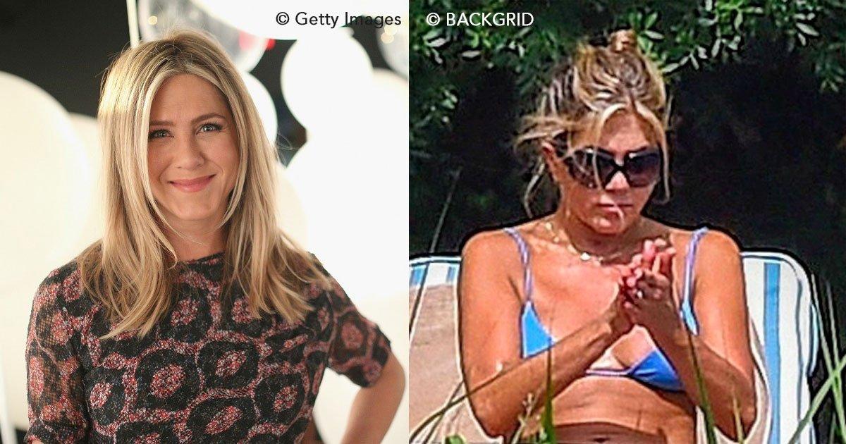 untitled 1 2.jpg?resize=1200,630 - Depois de 2 divórcios e quase completando 50 anos, Jennifer Aniston exibe corpo espetacular