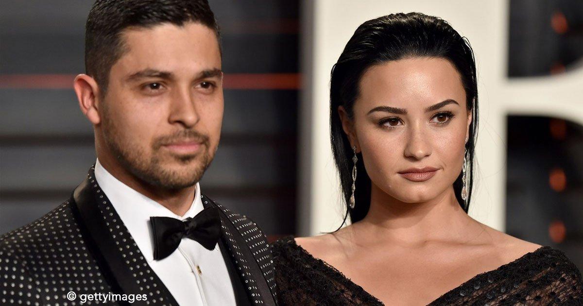 untitled 1 28.jpg?resize=648,365 - Demi Lovato está pasando por un mal momento y su ex novio ha estado en el hospital muy preocupado