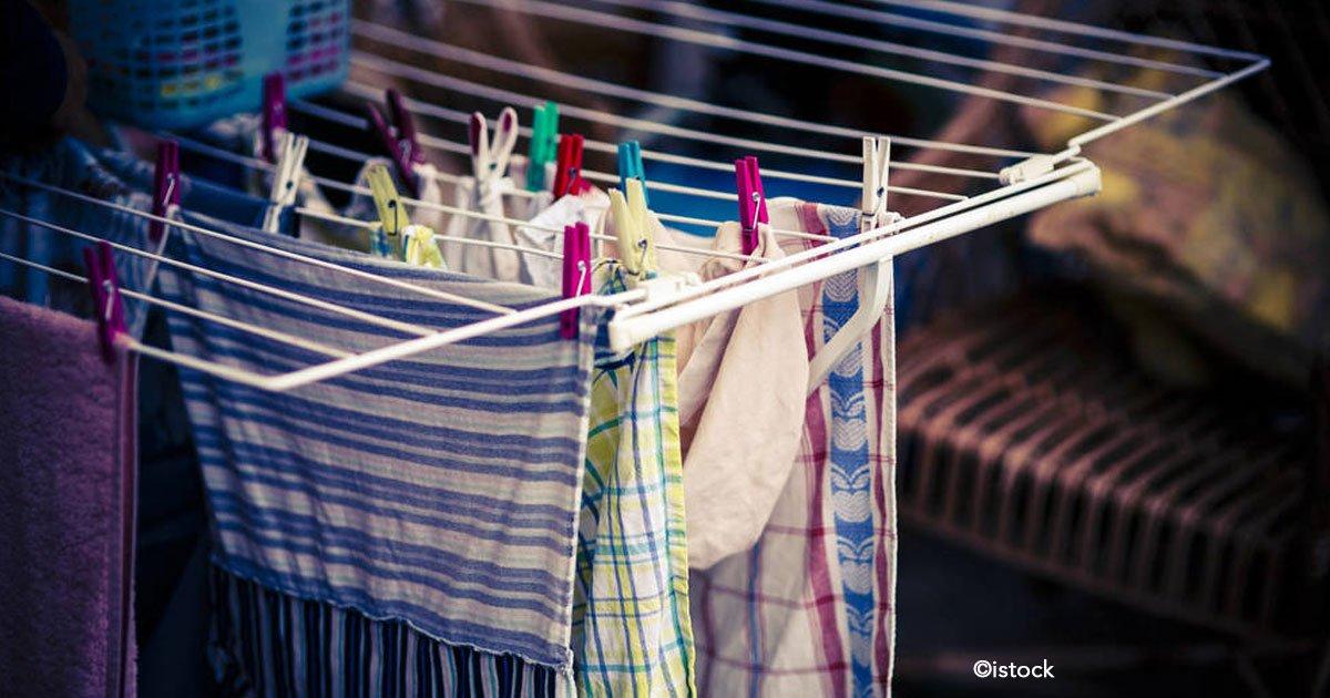 untitled 1 51.jpg?resize=1200,630 - Não seque a roupa recém lavada no interior da casa, pois isso afeta sua saúde