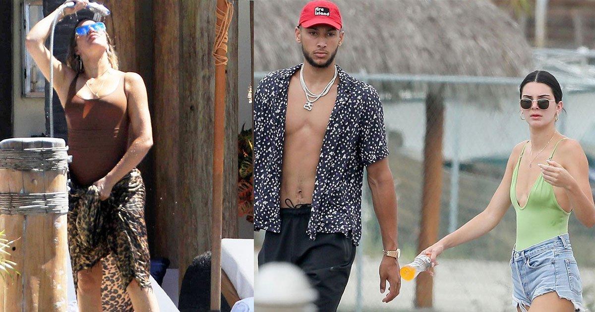 untitled 1 71.jpg?resize=1200,630 - Khloe Kardashian e Tristan Thompson desfrutaram de uma viagem ao México com Kendall Jenner e seu namorado Ben Simmons
