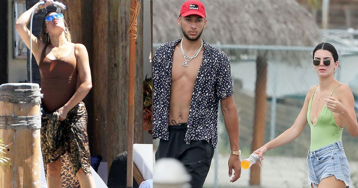 untitled 1 71.jpg?resize=574,582 - Khloe Kardashian And Tristan Thompson Enjoyed Trip To Mexico With Kendall Jenner And Her Boyfriend Ben Simmons