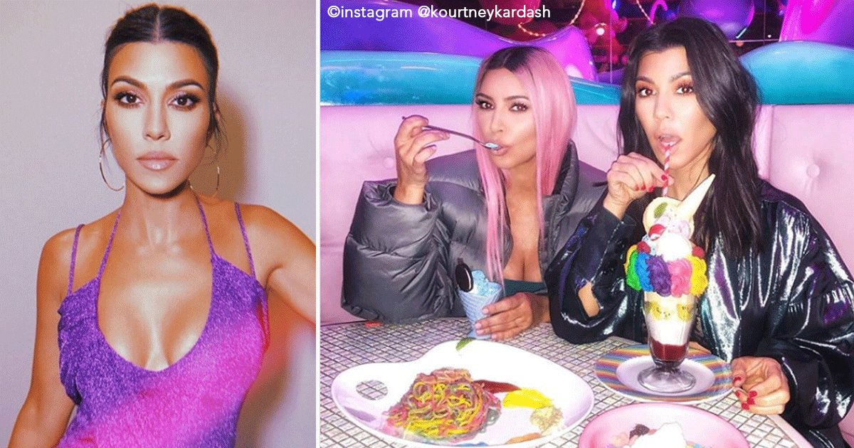 untitled 1 9.png?resize=1200,630 - Kourtney Kardashian admitiu que não se dá bem com suas irmãs Kim e Khloe, seu relacionamento é apenas pelo dinheiro