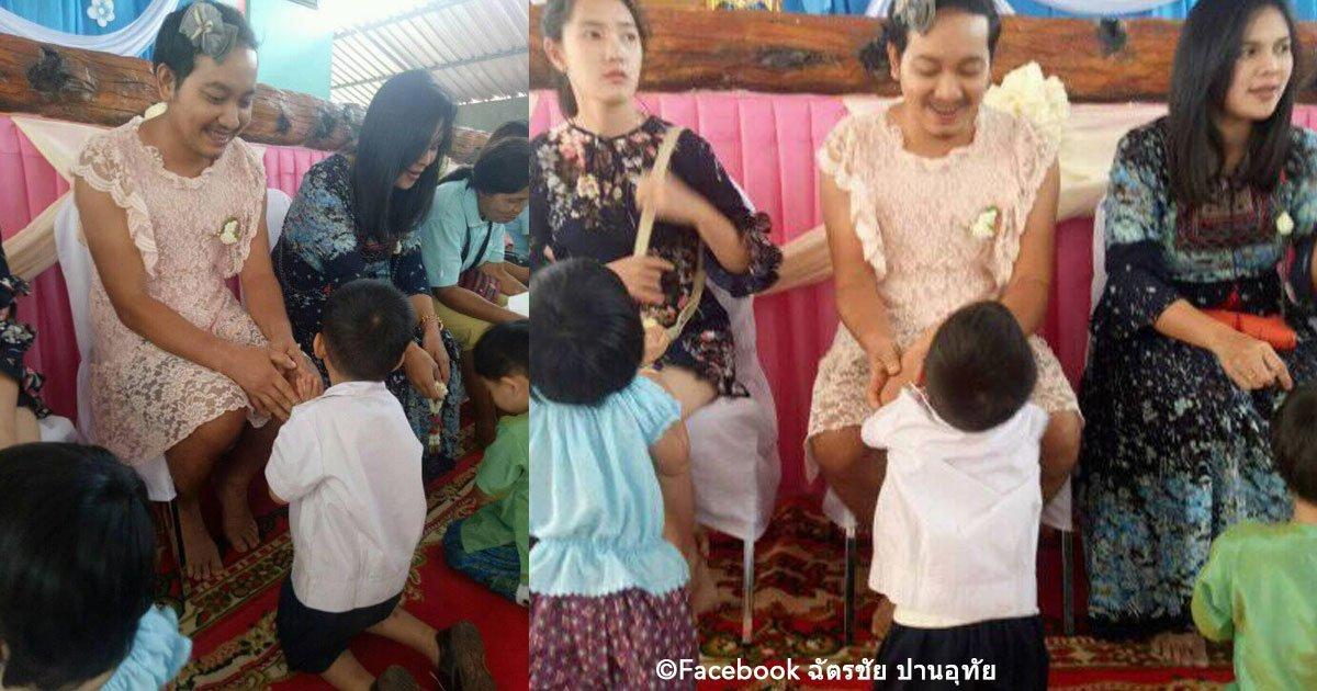 untitled 1 92.jpg?resize=300,169 - El día de las madres este padre soltero cumplió el deseo de sus hijos y se puso un vestido rosa
