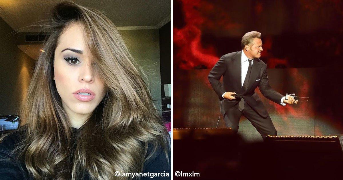 untitled 1 99.jpg?resize=300,169 - Rechazó una cita con Luis Miguel no una, sino dos veces, ella es la hermosa chica del clima, Yanet García.