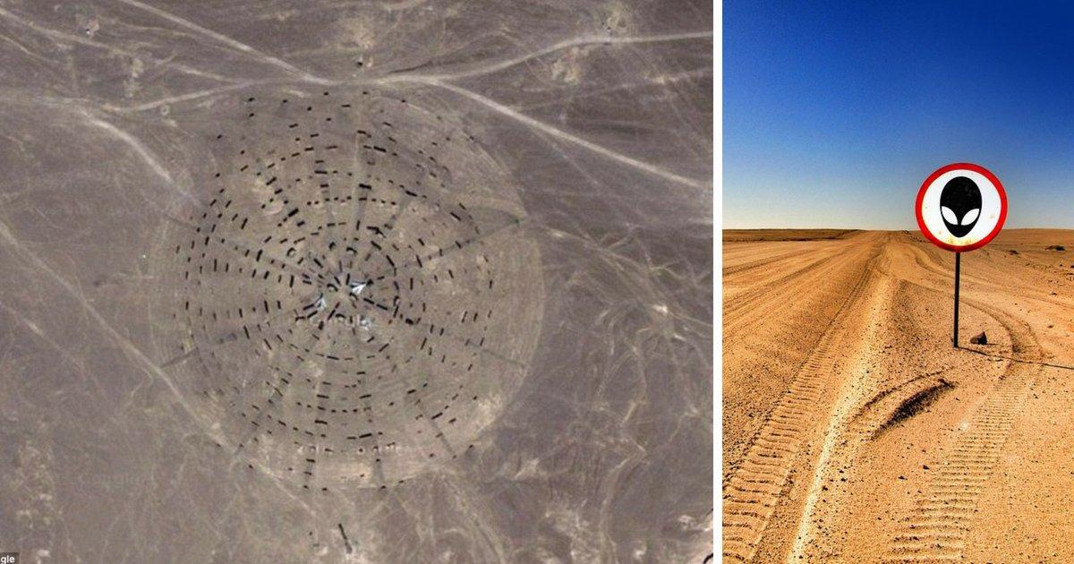 """untitled design 5 1.png?resize=412,232 - La """"zone 51"""" chinoise ou une autre théorie du complot ? Google Maps révèle une """"base secrète"""" dans le désert de Gobi"""