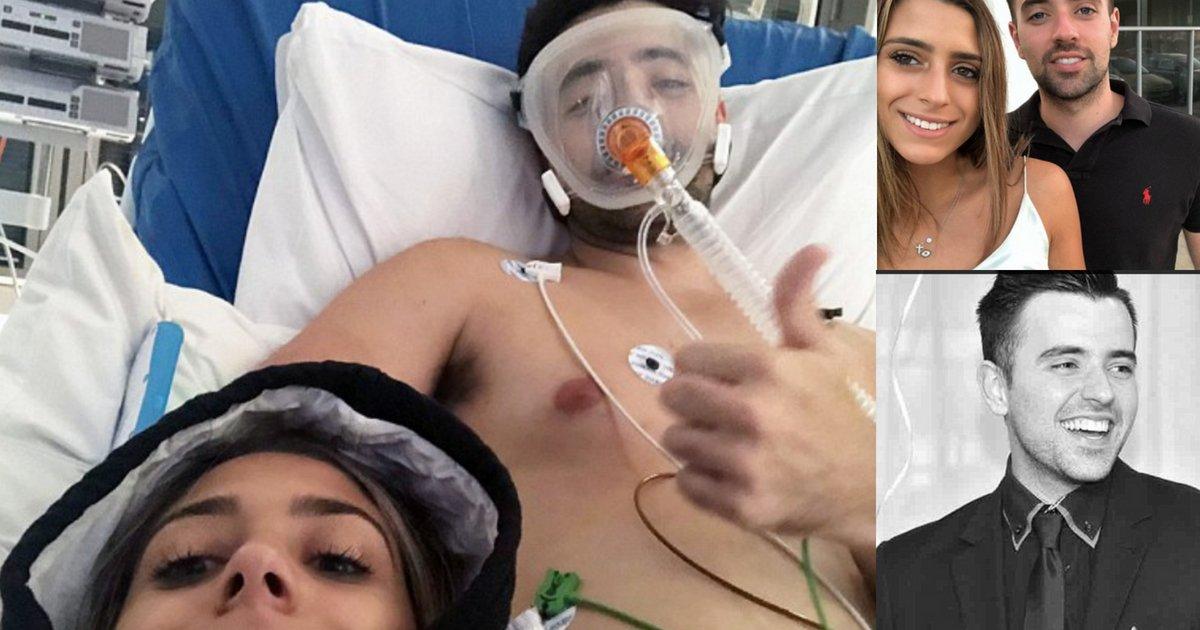 untitled design 6 5.jpg?resize=1200,630 - Il demande sa petite amie en mariage sur son lit d'hôpital. Mais la vie en a décidé autrement.