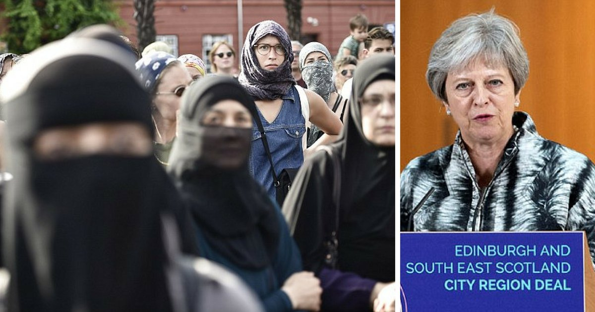 untitled design 9.png?resize=1200,630 - Prime Minister Demands Apology From Boris Johnson Who Compared Women In Burkas To 'Bank Robbers'