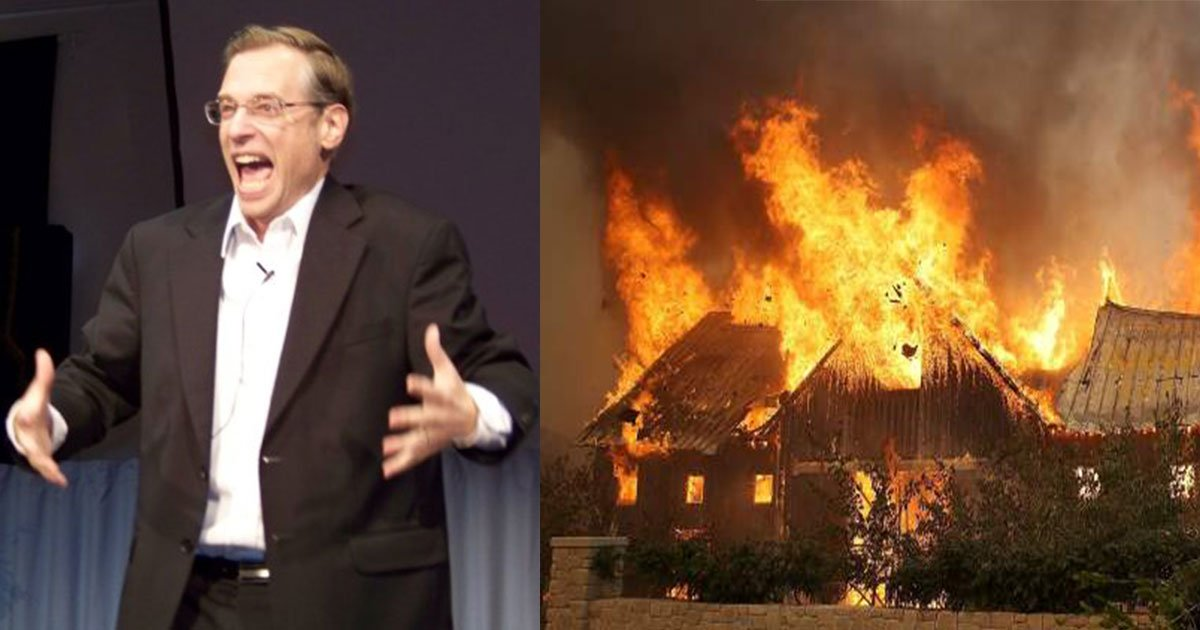 us pastor kevin swanson says that god is burning down california because of homosexuality in the state.jpg?resize=412,232 - US Pastor Kevin Swanson Said That God Was Burning Down California Because Of Homosexuality In The State