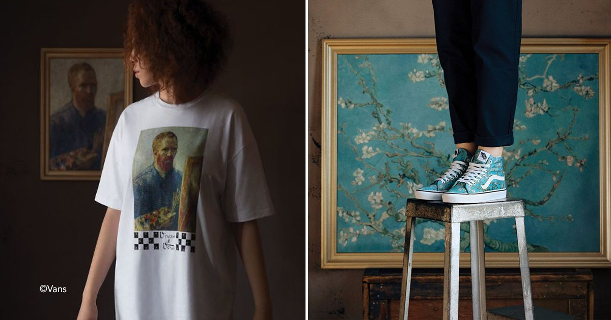 van.jpg?resize=300,169 - Vans se asocia con el Museo Van Gogh para crear una nueva línea de ropa