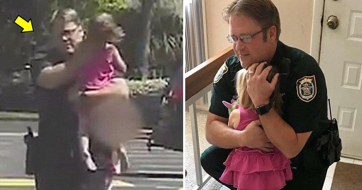 vss.jpg?resize=636,358 - Un policier a sauvé la vie d'un enfant après que sa mère ivre l'ait laissé enfermé dans la voiture toute la nuit