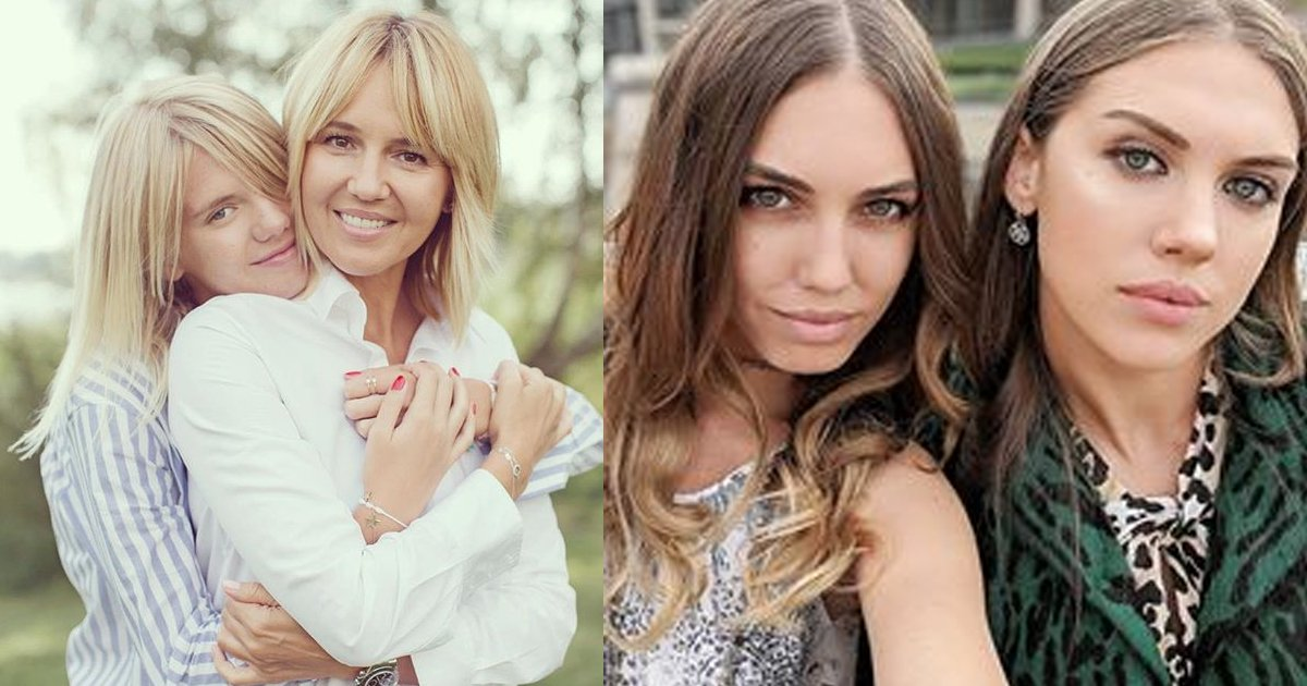 1 190.jpg?resize=1200,630 - 12 Stunning Moms Who Look the Same Age as Their Daughters